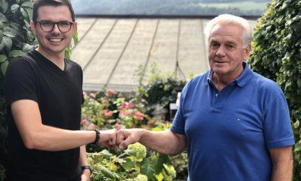 Mandatsübergabe in der ÖVP