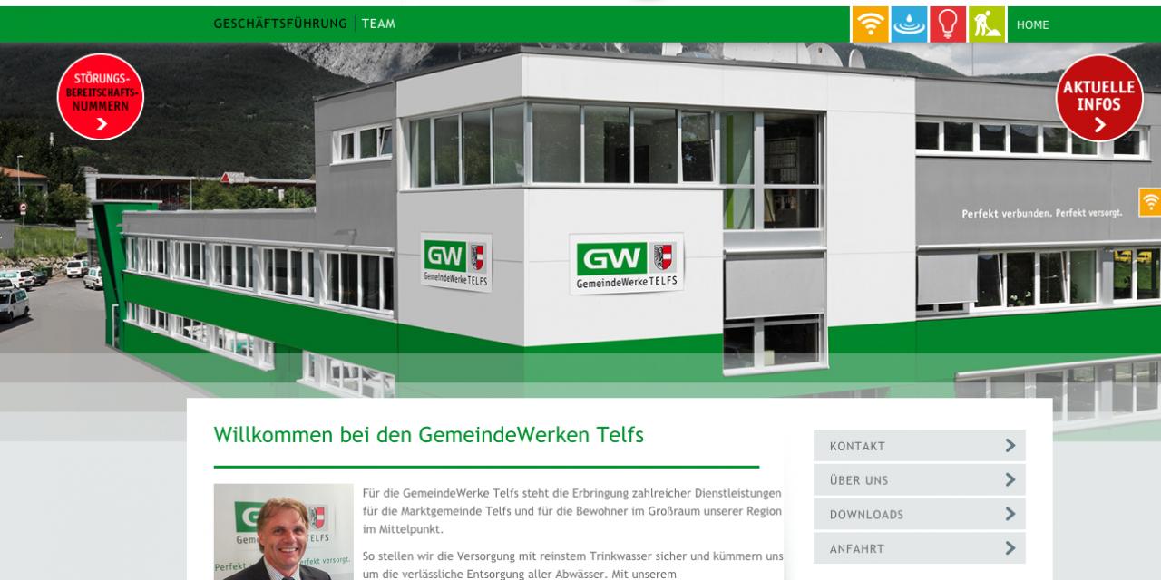 Gemeindewerke Telfs: Die Geister, die ich rief!
